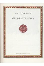 Amur-parti mesék - Régikönyvek