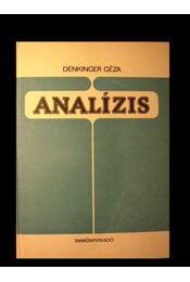 Analízis - Régikönyvek