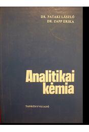 Analitikai kémia - Régikönyvek