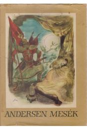 Andersen mesék - Andersen, J. Ch. - Régikönyvek