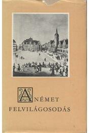 A német felvilágosodás - Régikönyvek