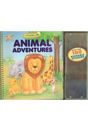Animal Adventures - Maday, Jane - Régikönyvek