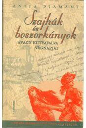 Szajhák és boszorkányok - Anita Diamant - Régikönyvek