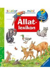 Állatlexikon - Anne Möller - Régikönyvek