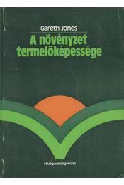 A növényzet termelőképessége - Régikönyvek