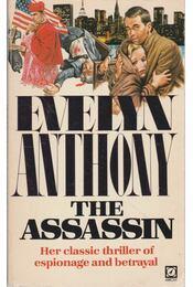 The Assassin - Anthony, Evelyn - Régikönyvek