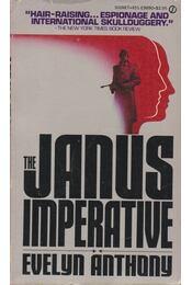 The Janus Imperative - Anthony, Evelyn - Régikönyvek