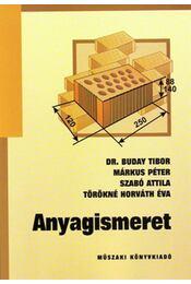 Anyagismeret - Régikönyvek