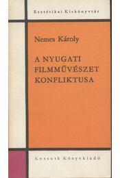 A nyugati filmművészet konfliktusa - Régikönyvek