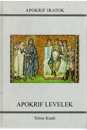 Apokrif levelek - Régikönyvek