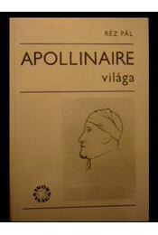 Apollinaire világa - Régikönyvek