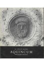 Aquincum polgárvárosa - Régikönyvek