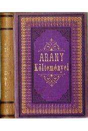 Arany János összes költeményei III. - Arany János - Régikönyvek