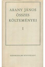 Arany János összes költeményei I-II. - Régikönyvek