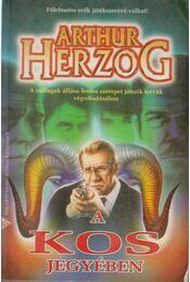 A kos jegyében - Arthur Herzog - Régikönyvek