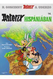 Asterix Hispániában - Régikönyvek