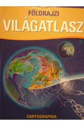 Földrajzi világatlasz - Régikönyvek
