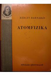 Atomfizika - Régikönyvek