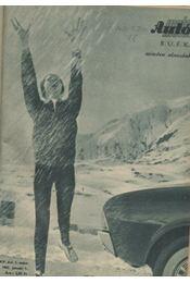 Autó-motor 1962. (teljes) - Régikönyvek