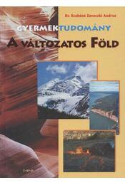 A változatos Föld - Régikönyvek
