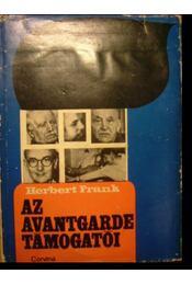 Az avantgarde támogatói - Régikönyvek