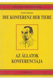 Az állatok konferenciája-Die Konferenz Der Tiere - Régikönyvek