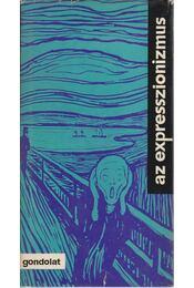 Az expresszionizmus - Régikönyvek