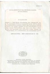 Az illancsi tanyák népének hajósi búcsújárása (dedikált) - Régikönyvek