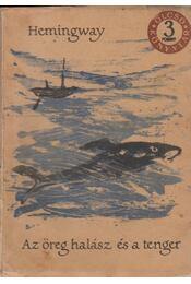 Az öreg halász és a tenger - Régikönyvek