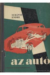 Az autó - Régikönyvek