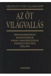 Az öt világvallás - Régikönyvek