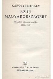 Az új Magyarországért - Régikönyvek