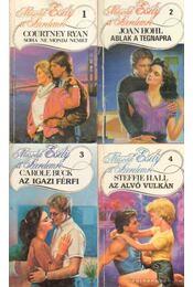 Második esély a szerelemre 1-10. kötet - Régikönyvek