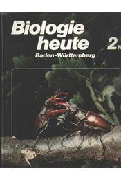 Biologie heute 2. - Régikönyvek
