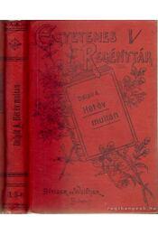 Hét év múltán I-II. kötet egyben - Régikönyvek