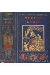 Modern kémia - Régikönyvek