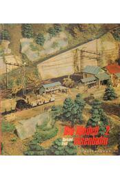 Die Modelleisenbahn 1-2 - Régikönyvek