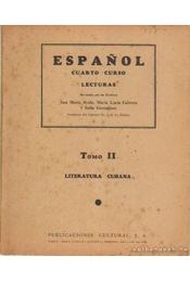 Espanol Cuarto Curso II. - Régikönyvek