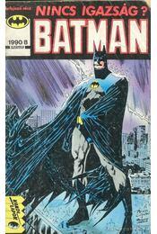 Batman 1990/8. - Régikönyvek