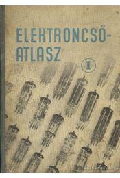 Elektroncső-atlasz I. - Régikönyvek