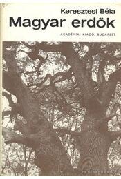 Magyar erdők - Régikönyvek