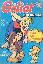 Góliát kalandjai 15. (Egy meleg nap; Rudi időutazása; A kőleves) - Régikönyvek