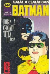 Batman 1990/2. - Régikönyvek