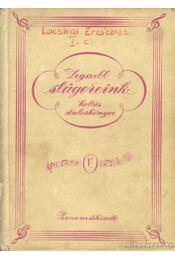 Legszebb slágereink kottás daloskönyve V. - Régikönyvek