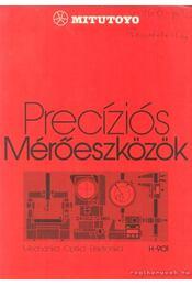 Precíziós mérőeszközök - Régikönyvek