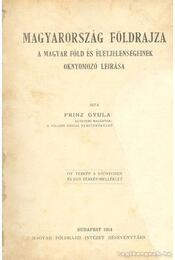 Magyarország földrajza - Régikönyvek