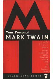 Mark Twain - Régikönyvek