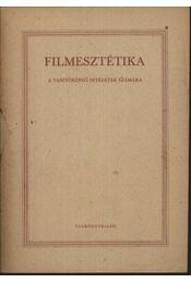 Filmesztétika - Régikönyvek