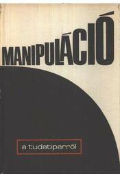 Manipuláció - Régikönyvek