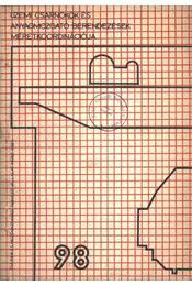Üzemi csarnokok és anyagmozgató berendezések méretkoordinációja 98 - Régikönyvek